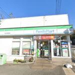 ファミリーマート蔭山馬堀海岸店270m(周辺)
