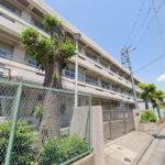 横浜市立西中学校800m(周辺)
