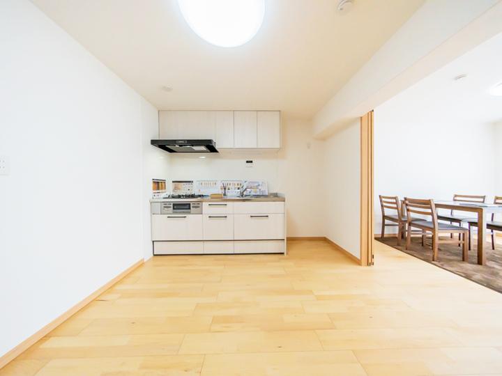 オークハイツ大倉山303号室DK2