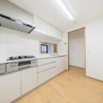モアクレストヒルズガーデン301号室キッチン