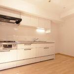サニーウェル三渓201号室キッチン2