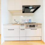 日商岩井国立マンション507号室キッチン