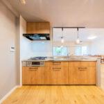 グランシティレディアント三ツ境206号室キッチン