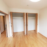 新橋ハイツ2号棟301号室-洋室6帖収納