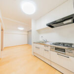 シーアイマンション久里浜1017号室キッチン