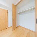 チサンマンション第2本厚木205号室洋室4.5帖CL