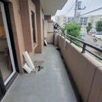 コートハウス生田205号室バルコニー2