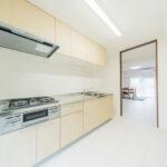 興人磯子台マンションK2棟401号室キッチン