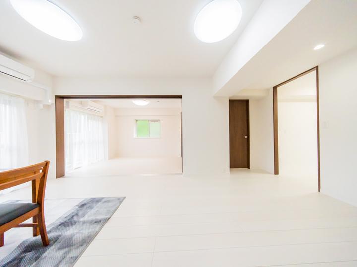 興人磯子台マンションK2棟401号室LDK4